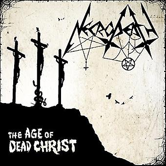 Necrodeath - Age of Dead Christ [CD] USA import