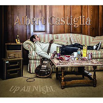 Castiglia*Albert - Up All Night [CD] USA import