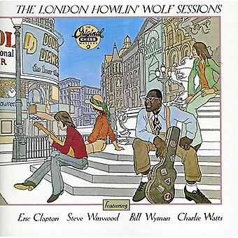 Howlin' Wolf - London Sessions [CD] USA import