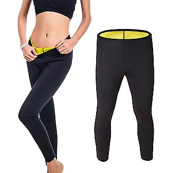 Slimming fitness shape pants accelerate sweating