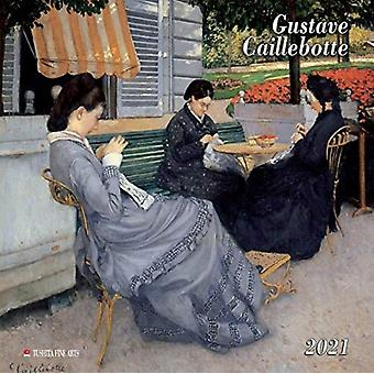 GUSTAVE CAILLEBOTTE 2021 by Gustave Caillebotte
