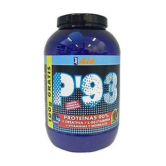 P-93 (Whey Protein) Vanilla 2,5 kg of powder (Vanilla)