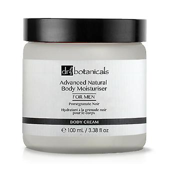 Advanced body cream for men