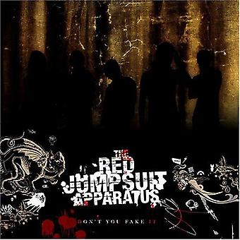 Red Jumpsuit Apparatus - Don't You Fake It [CD] USA import