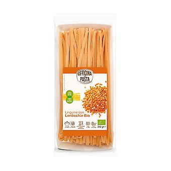 Red Lentils Linguine Bio 250 g