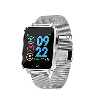 X9 Activity Wristband-Silver
