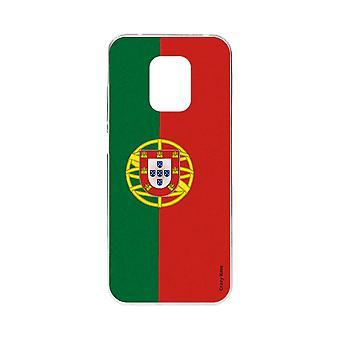 Casco para Xiaomi Redmi Note 9 Pro Soft Portuguese Flag