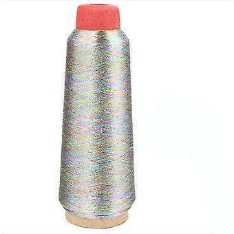 Durable colorido computadora cruz puntada bordado hilos de coser