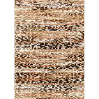 "Dreamscape Orange / Sunset - 1'-6"" X 1'-6"" Sample Swatch Rug"