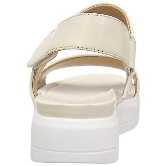 Franco Sarto Frauen's Schuhe Kenan Leder open Toe Casual Platform Sandalen