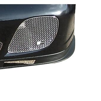 Porsche 996 Turbo + C4S - Outer Grille Set (2000 to 2004)
