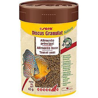 Sera Sera Discus Granules Staple Diet (Fish , Food , Warm Water)