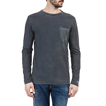 Replay Men's Small Pocket T-Shirt Regular Fit
