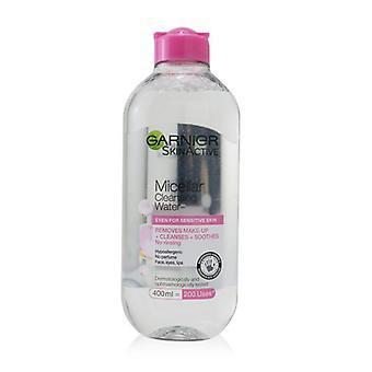 Garnier SkinActive Micellar Water (No Perfume & Paraben) - For Sensitive Skin 400ml/13.3oz
