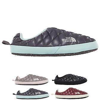 Womens The North Face ThermoBall Tent Mule IV Warm Fleece Winter Slippers