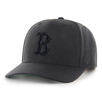 47 Brand Low Profile Cap - ZONE Boston Red Sox black
