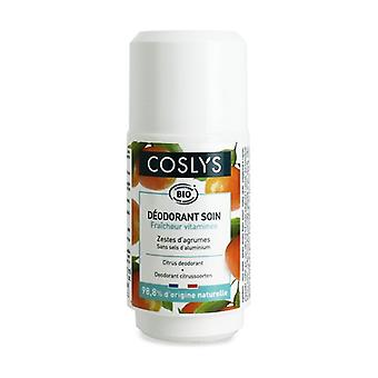 Vitamine Versheid zorg deodorant 100 softgels van 515mg