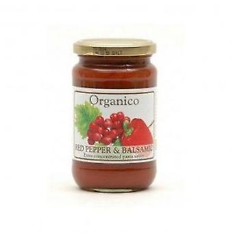 Organico - Red Pepper & Balsamic Sauce 360g