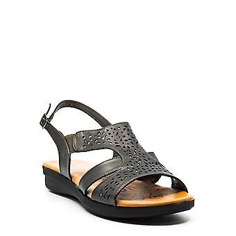 Easy Street | Bolt Flat Sandals