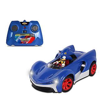 Sonic Ο σκαντζόχοιρος τηλεχειριζόμενο αυτοκίνητο