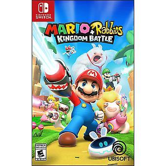 Mario + Rabbids Kingdom Battle Nintendo Switch Game (#)