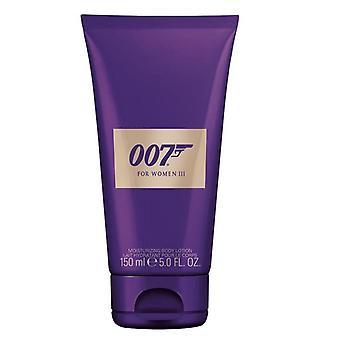 James Bond 007 voor vrouwen III Body Lotion 150ml
