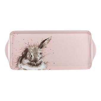 Wrendale Designs Bathtime Rabbit Sandwich Tray