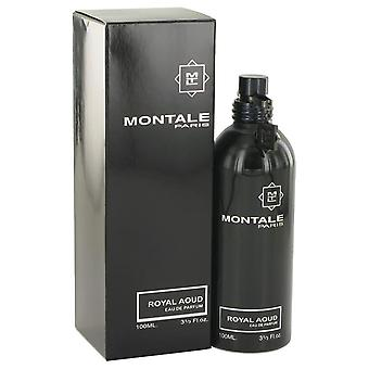 Montale Royal Aoud Eau De Parfum Spray av Montale 3.3 oz Eau De Parfum Spray
