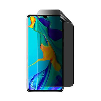 Celicious Privacy Plus 4-Way Anti-Spy Filter Screen Protector Film Compatible with Huawei P30