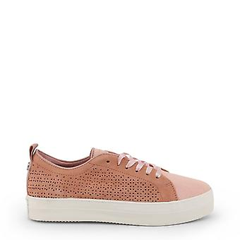 Us polo assn. 4021s9 women's fabric suede sneakers