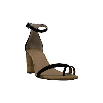 INC International Concepts Womens wanadaf Suede Open Toe Ankle Strap Classic ...