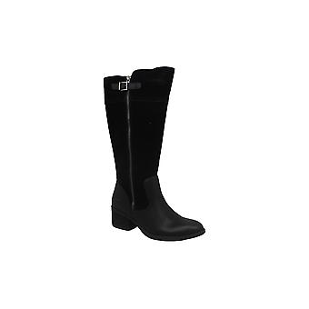 B.O.C Women's Shoes austell Suede Almond Toe Knee High Fashion Boots
