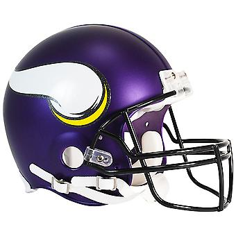 Riddell VSR4 Authentic Football Helmet - NFL Minnesota Vikings