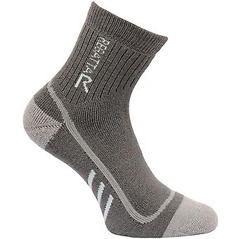 Regata Dámske 3 Sezóna Heavyweight Trek & Chodník Outdoor Walking Socks - Žula
