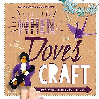 When Doves Craft: Dix projets inspirés par l'artiste