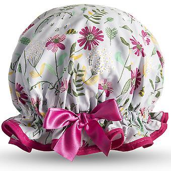 Secret Garden Shower Cap