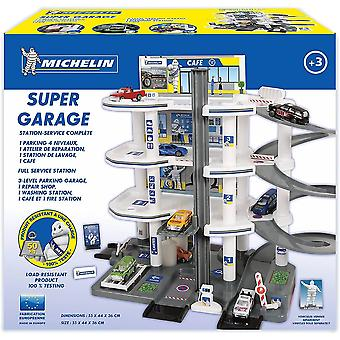 theo klein michelin multi-storey car service and garage for ages 3 and above