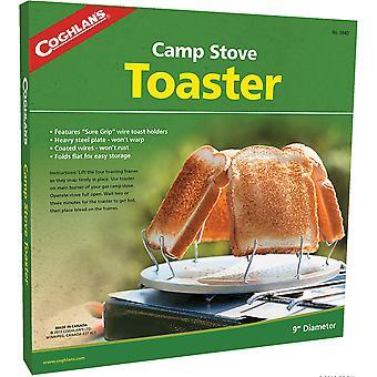 Coghlan's Camp Lies Leivänpaahdin Teräslanka Paahtoleipä Pitimet Kompakti Camping Cookware