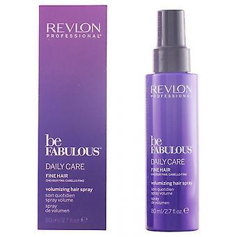 Spray Volumateur Be Fabulous Daily Care Pour Cheveux Fins