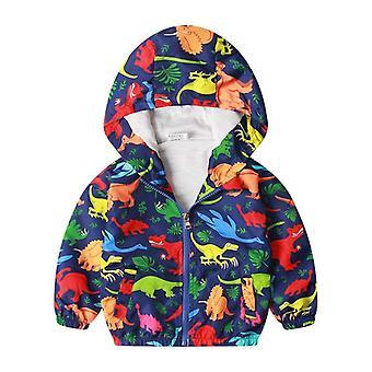 Manteau à capuchon baby autumn kid jacket, outerwear clothe, spring windbreaker