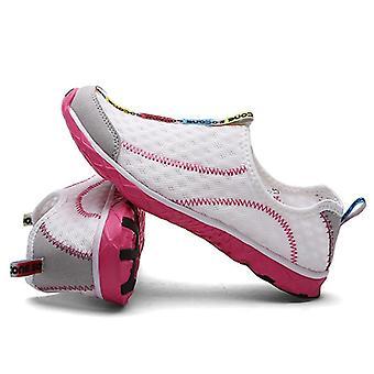 Νέα πάνινα παπούτσια άνδρες και γυναίκες θαλάσσια σπορ παπούτσια γρήγορη ξήρανση πάνινα παπούτσια