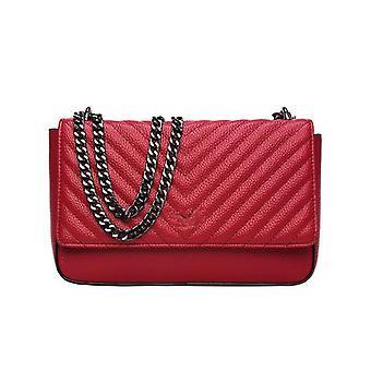 Frauen's Schultertasche, kleine Luxus-Handtaschen, Leder Damen Crossbody Diamant