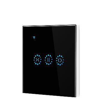 Wifi Electrical Blinds Switch Touch Panel