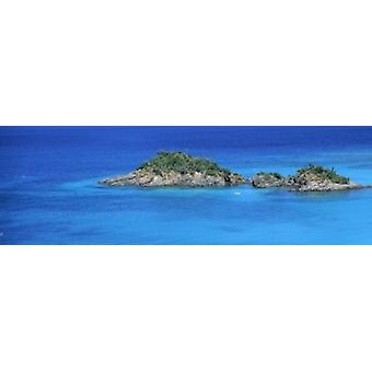 Stamm Bucht Virgin Islands Nationalpark St John US Virgin Islands Poster drucken