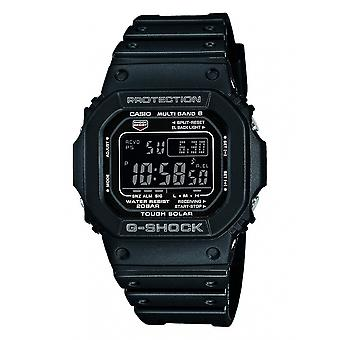 G-Shock GW-M5610-1BER Classic Multifunction LCD Wristwatch