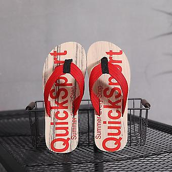 Nové letné chladné papuče - protišmykové man's žabky