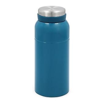 Travel thermos flask Quid Astral Stainless steel 0,35 L