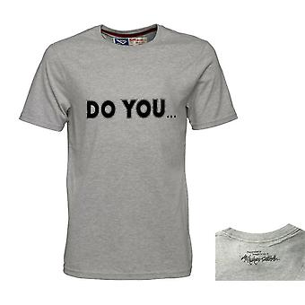 Pony Ricky Powell Short Sleeved Mens Crew Neck T-Shirt Top Grey 70712APP56 A111C