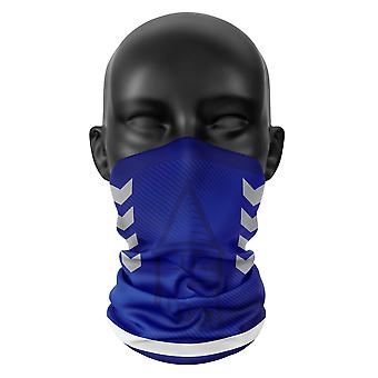 Everton Fußball Farben Snood Gesicht Maske Kopf Tuch Halstuch BuffHeadwear Tube