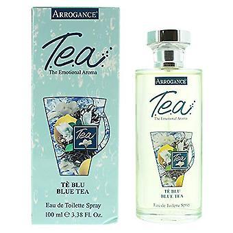Arrogance T.e.a. Blue Tea Eau de Toilette 100ml Spray